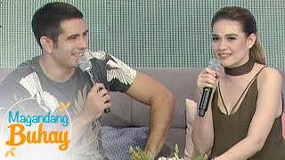 Video Magandang Buhay: Bea and Gerald talk about their priorities MP3, 3GP, MP4, WEBM, AVI, FLV Mei 2018