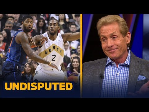 Kawhi & PG will dictate the outcome of the NBA for the foreseeable future— Skip Bayless | UNDISPUTED