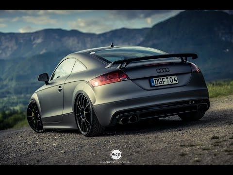 MikeCrawatPhotography: RS Hardcore Gepfeffert Audi TT S Coupé   OZ Wheels