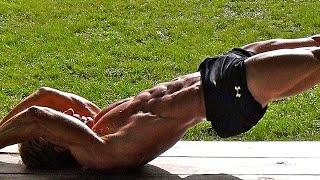 Bodyweight Abs / Core Workout - Exercises & Routines