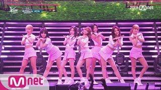 Aoa    Heart Attack             M Countdown   Feelz In Ny 150815 Ep 438