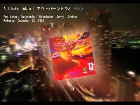 Autobahn Tokio 3DO