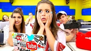 If YouTube Were High School! | Krazyrayray by Krazyrayray