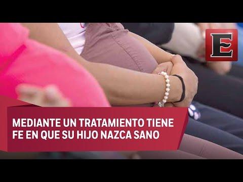 Joven embrazada con VIH anhela un bebé sin el virus