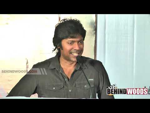 Meaghamann Audio Launch | Arya | Magizh Thirumeni - BW