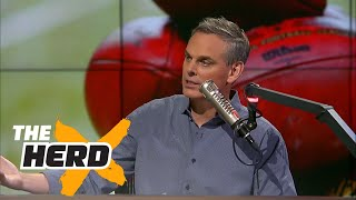 Colin explains what causes the most distraction and division on football teams - 'The Herd' by Colin Cowherd
