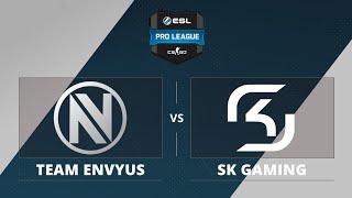 EnVyUs vs SK, game 1