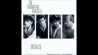 The Manhattan Transfer ~ Another Night In Tunisia (1985)