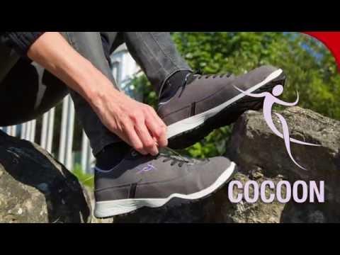 Mabéo Direct présente les chaussures de sécurité féminines gamme Cocoon de Honeywell