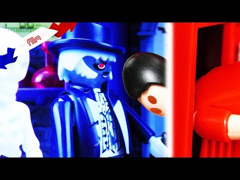 Film Playmobil Ghostbusters en français| Marshmallowman mangeMarvin & Jonas!