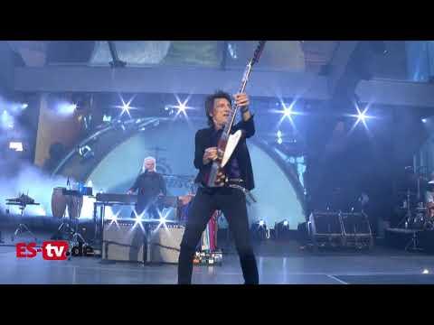 ES-TV bei den Rolling Stones in Stuttgart