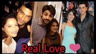 Real Life Love Partners of  all Beyhadh actors : Jennifer Kushal and Piyush |