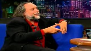 Caio Fábio é entrevistado no programa The Noite, com Danilo Gentili. | 23/06/2014