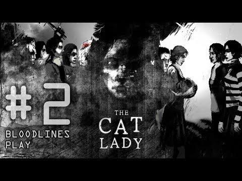 The Cat Lady (Больница )# 2