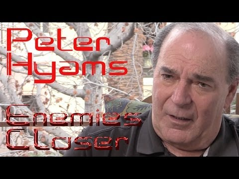 DP/30:Peter Hyams directed Enemies Closer