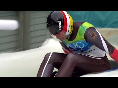 Germany Dominate Women's Luge Competition - Vancouver 2010 Winter Olympics