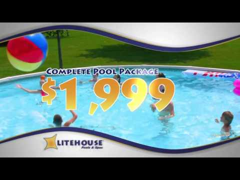 Litehouse Pools June Sale 2014 -Pools