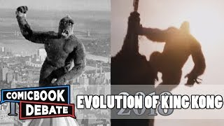 Video Evolution of King Kong in Movies & TV in 6 Minutes (2018) MP3, 3GP, MP4, WEBM, AVI, FLV Desember 2018