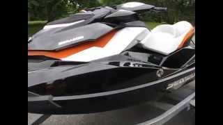 10. 2012 Sea Doo GTI SE155 Jet Ski Water Craft - For Sale