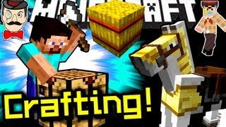 Minecraft NEW CRAFTING RECIPES in 1.6!