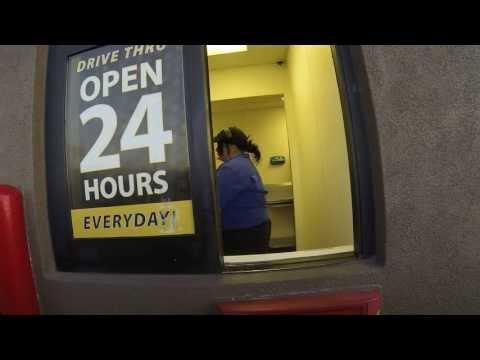 McDonald's Drive Thru,  223 N 7th Ave, Phoenix, AZ  (602) 254-9374, Downtown Phoenix, Arizona