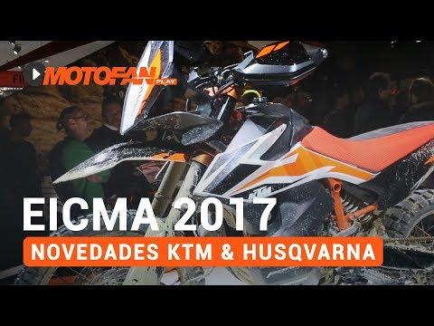 Vídeos de '(VIDEO) Las novedades de KTM y Husqvarna en el salón EICMA de Milán 2017'