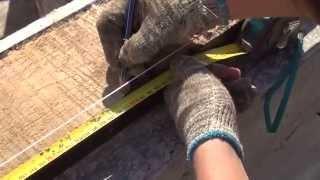 Крыша, как делать мауэрлат