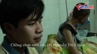 Video clip  Cô dâu sắp cưới bị tạt acit  VietNamNet