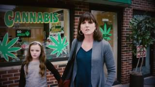 Pot shops next to toy stores? That's the future a new ad paints