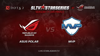 MVP Phoenix vs ASUS.Polar, game 1