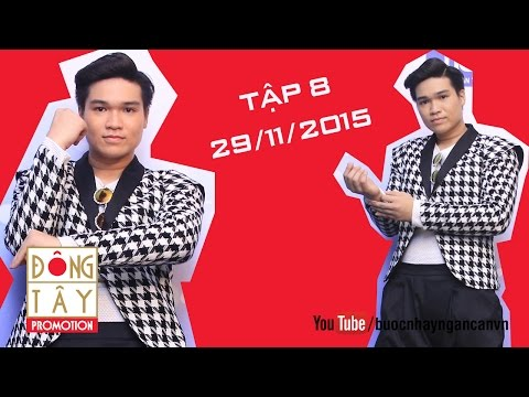 BƯỚC NHẢY NGÀN CÂN - TẬP 8 FULL (Ngày 29/11/2015)