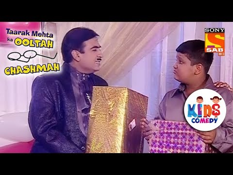 Goli Fights With Jethalal | Tapu Sena Special | Taarak Mehta Ka Ooltah Chashmah