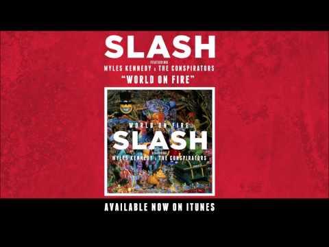 slash ft myles kennedy & the conspirators - safari inn