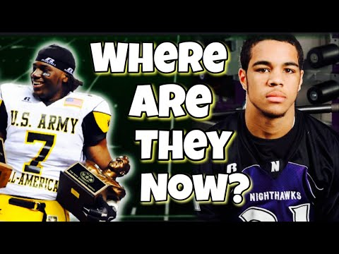 The Top 10 Recruits from 2010. Where are they now?