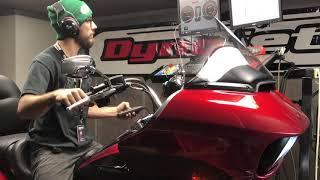 10. 2018 Harley Davidson Road Glide Ultra Dyno
