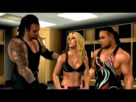 Torries CONTRACT!? The Undertaker - WWE Season Mode - PART 5! WWE Smackdown vs RAW 2006 (SVR 2006)