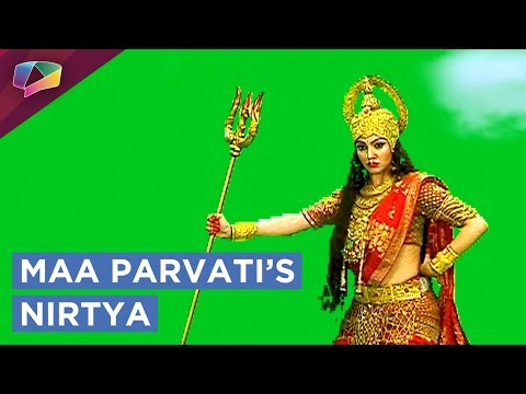 Maa Parvati Becomes Mahishasurmardini And Performs