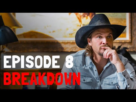 Yellowstone Season 3 Episode 8 - REVIEW AND RECAP
