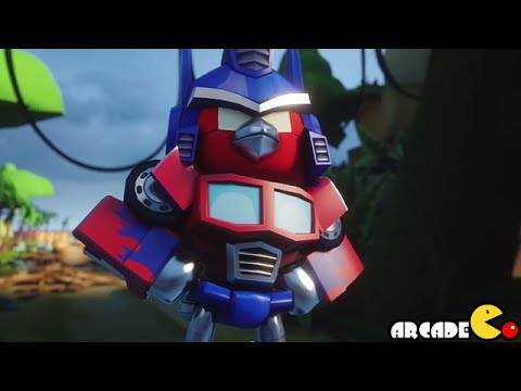 bird - Angry Birds Transformers Gameplay Walkthrough part 40 Angry Birds Transformer By Rovio Entertainment Please Subscribe faor more videos ▻ http://goo.gl/6JFyIl...