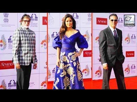 Katrina Kaif, Sidharth Malhotra & Akshay Kumar GRA