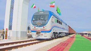 L'antica Via della Seta rinasce sotto forma di binari. Mercoledì è stata inaugurata la nuova linea ferroviaria che connette Iran,...