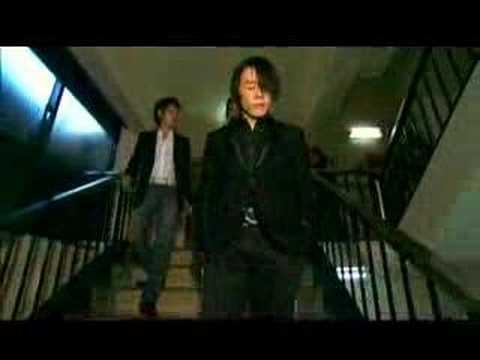 Backstage clip of Tourbillion Live on 2005.7.2