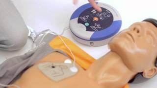Défibrillateur HeartSine Samaritan 500P Demonstration