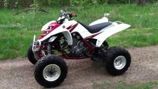 8. 2005 Yamaha Raptor 660 very clean