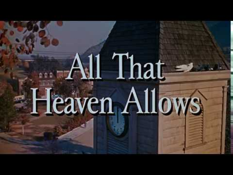 All That Heaven Allows HD | Research 1955