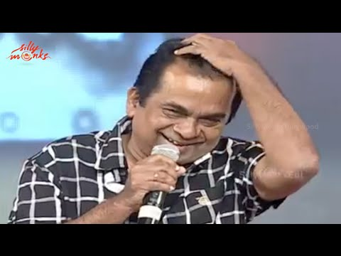 Video Brahmanandam Super Comedy Speech - Aagadu Audio Launch Live - Mahesh Babu, Tamanna download in MP3, 3GP, MP4, WEBM, AVI, FLV January 2017