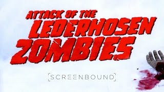 Nonton Attack of the Lederhosen Zombies Teaser Trailer 1080p Film Subtitle Indonesia Streaming Movie Download