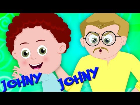 Johny Johny Ja Papa | Kinderlied | deutsche Kinderreime | Preschool Song