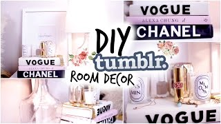 DIY Tumblr Room Decor! Cozy Fall Nightstand! - YouTube