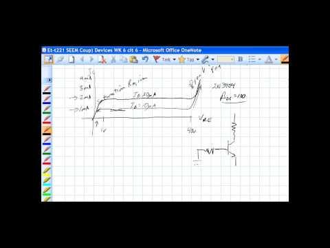 Grundlegende Transistoren Teil 3